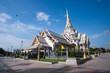 Wat Sothorn's temple