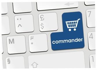 clavier commander