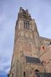 clocher de la cathédrale Saint Sauveur