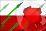 Fototapety poland economic growth concept