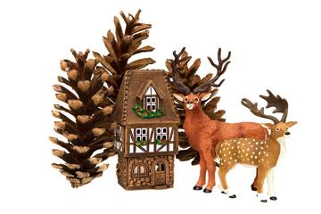 Deer jouse