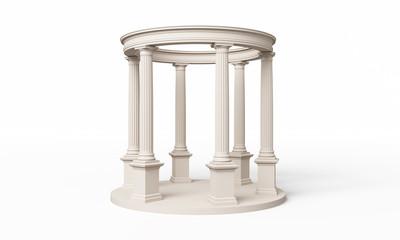 Rotunda classic, Doric order