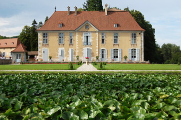 Palace Longpra, Isere, France