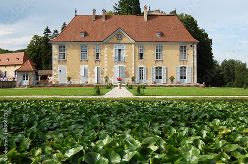 Palace Longpra, Isere, France