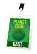 Planet Erde - Gast - Ausweis