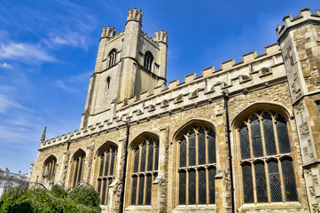 The University Church, Cambridge
