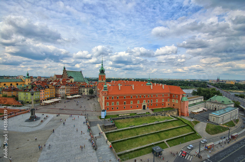 Fototapeta Royal Castle, Warsaw