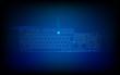 Hi-tech Keyboard