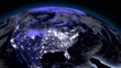 Earth from Space Alien Invasion 01 USA