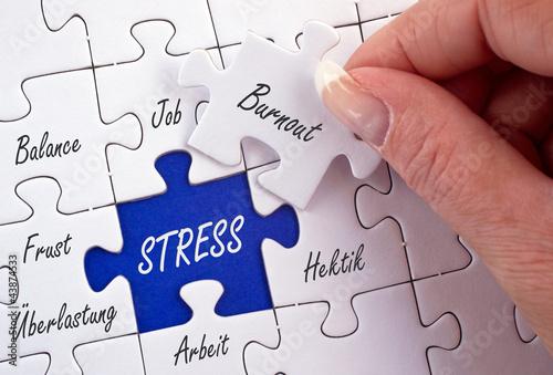 Stress und Burnout