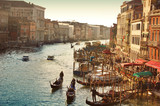Venice landscape, Grand canal