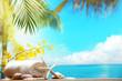Natural spa resort