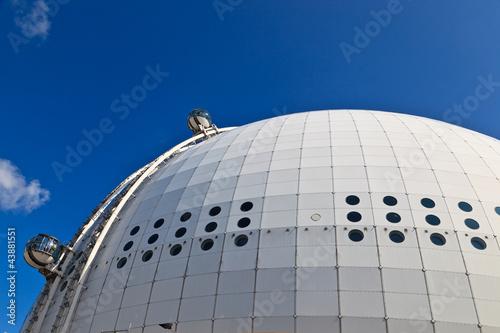 Leinwandbild Motiv Ericsson Globe