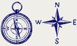 Compass sketch - 43883551
