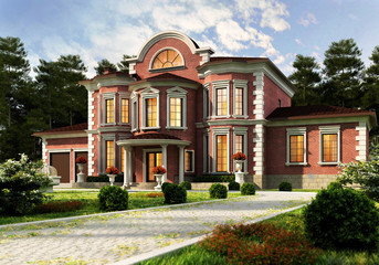 The dream house 7