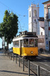 Leinwandbild Motiv Lisbon tram