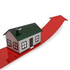 Rising cost of home