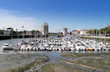 Harbour of La Rochelle, France