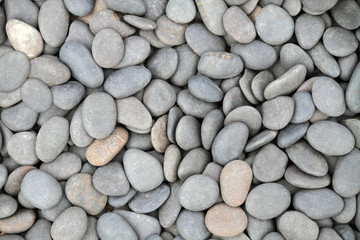 Pebble stone background (texture)