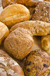 mixed bread rolls