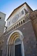 St. Pietro Basilica. Tuscania. Lazio. Italy.