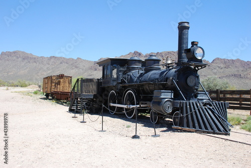 Wild West Train, The Reno, Tucson, Arizona,