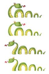 big smile snake