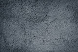 Gray plaster wall background