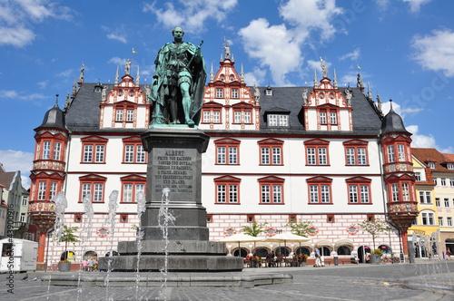Stadthaus in Coburg, Bayern