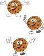 Cookies cartoon character