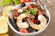 Homemade Italian Cioppino