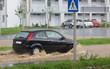 Überschwemmte Straße - 43915374