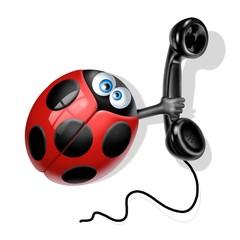 coccinella telefono