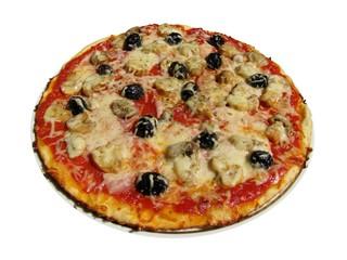 Pizza royale maison