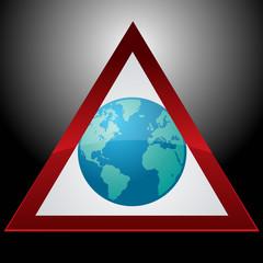 Terre en danger