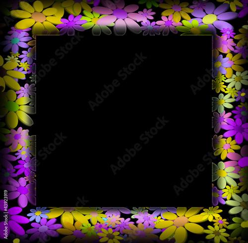 cornice toni giallo/viola