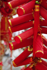 Chinese New Year Decroation: Firework