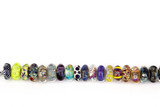 Fashion beads isolated