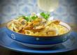 Spaghetti alle vongole - Spaghetti with clams