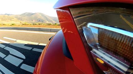 Luxury Cabriolet California Road Trip