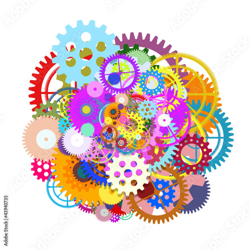 gears wheels design