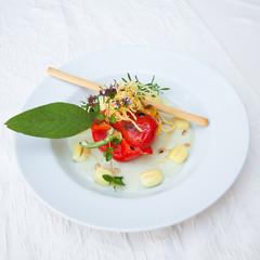 vegetarische Paprika