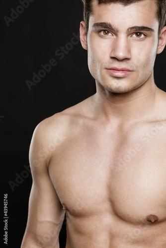 Fototapeta ramię - artystyczny - Mężczyzna