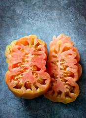 Fette di pomodoro costoluto