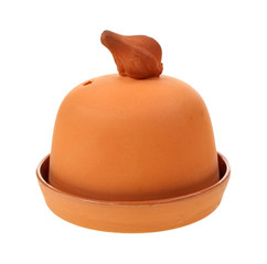 Clay Pottery Garlic Cooker