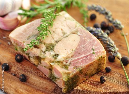 Fleisch, Gewürze
