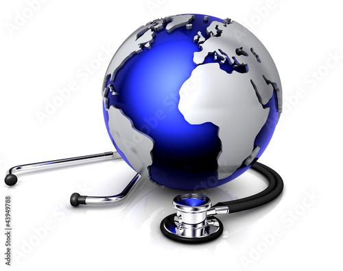 Medizin Weltweit - 43949788