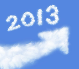happy new year 2013, Go Go Go