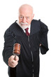 Angry Judge Bangs Gavel