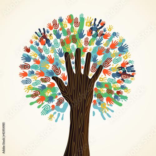 rece-na-bialym-tle-roznorodnosci-drzewa
